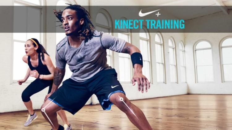 Nike+ Kinect Training online fe - bradstephenson | ello