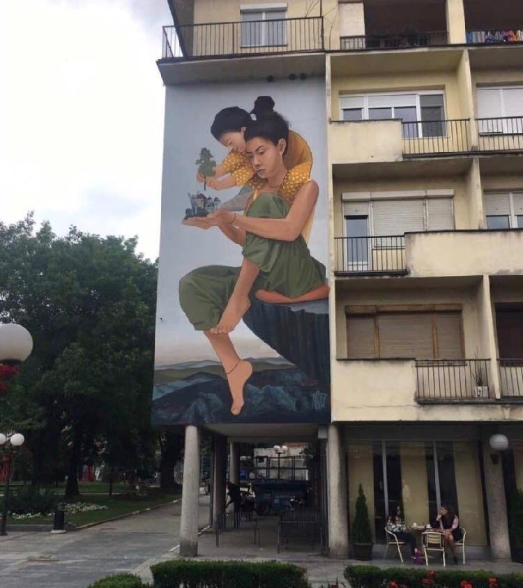 Artist: Artez Serbia - graffitiart - streetartunitedstates | ello