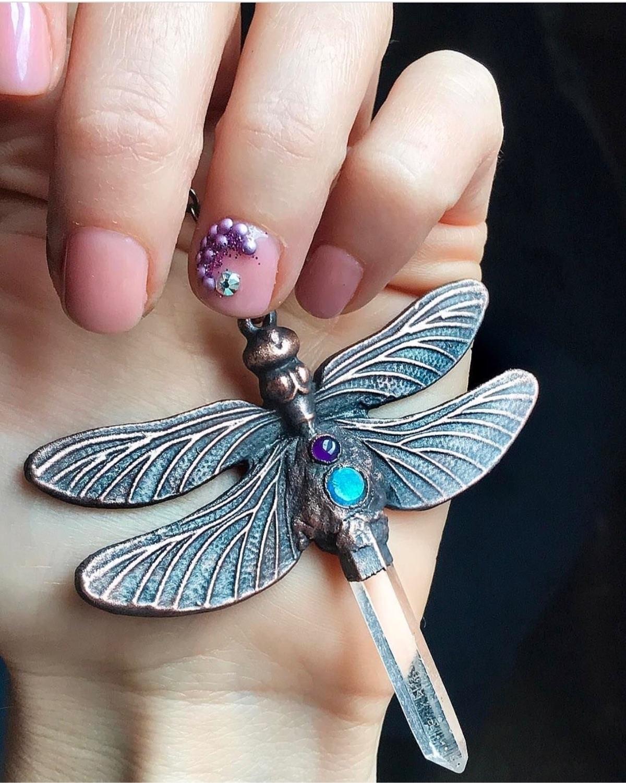 dragonfly, part world symbolize - urbanenergy | ello