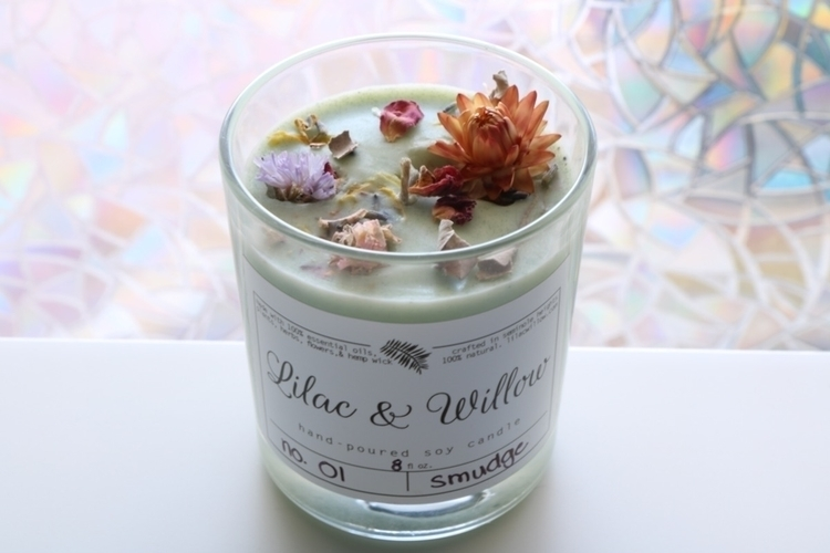 candles smell good safest burn - lilacandwillow | ello
