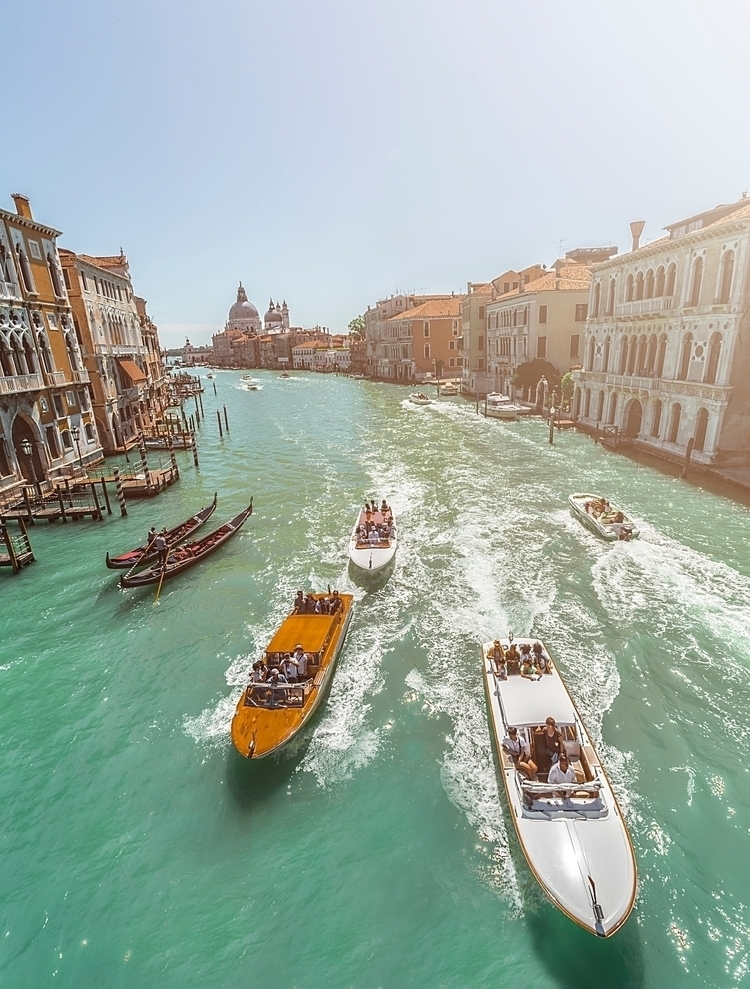 beautiful Venice.  - Travel, Photography - elieazzam | ello