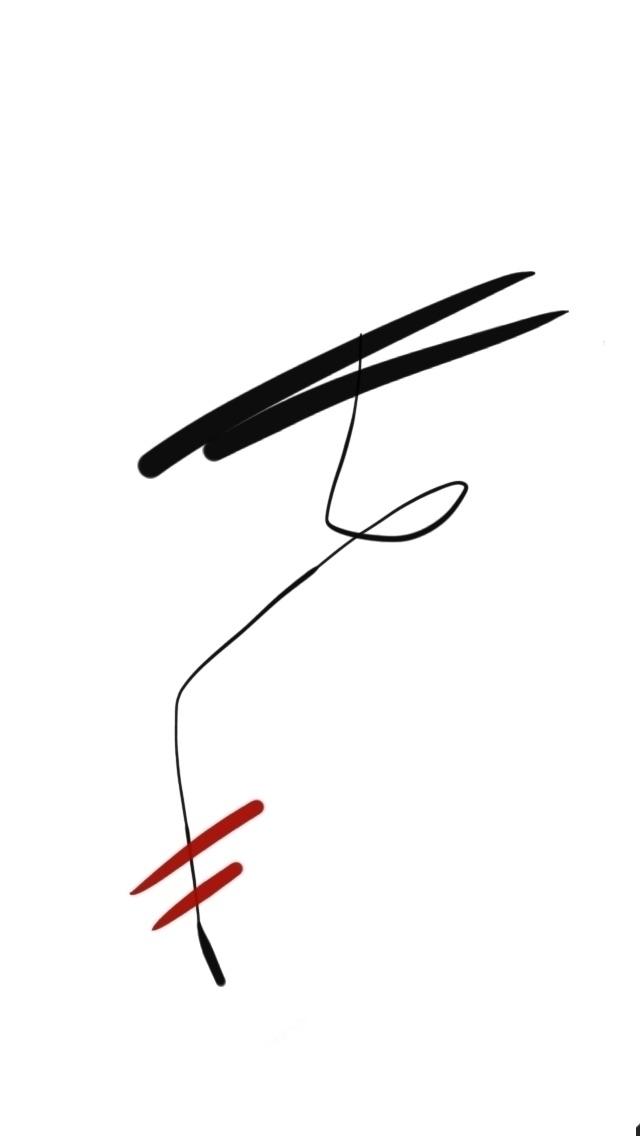 brush, calligraphy, urdu, script - faheemabbas | ello