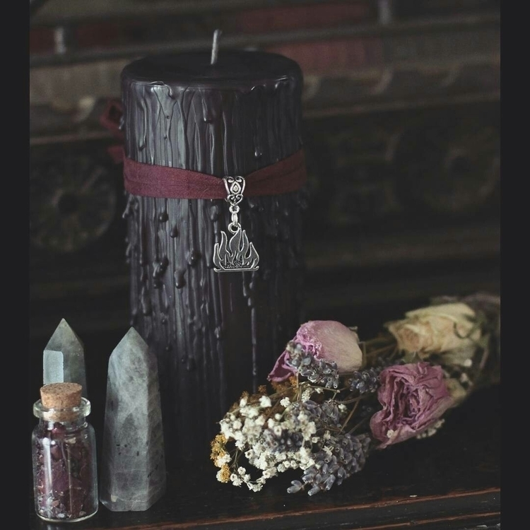 props candles beautiful - witchcraft - firsteditioncandleco | ello