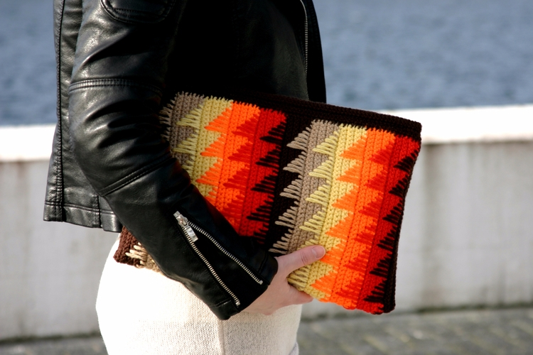 fierse, hot, colourfull knitted - vilka | ello