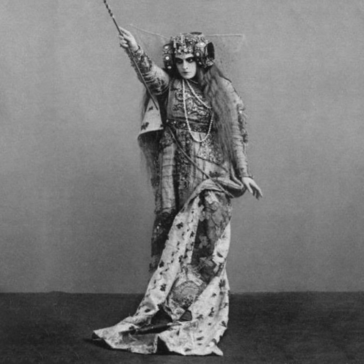 Actress Maria Germanova 1908 st - mythicalforces | ello