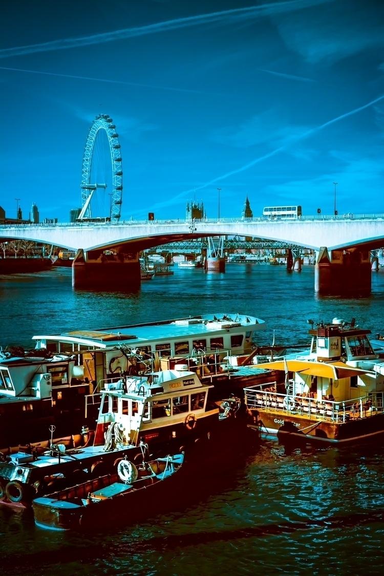 2 1 urban Thames - thames,, ello, - paulgriffiths | ello