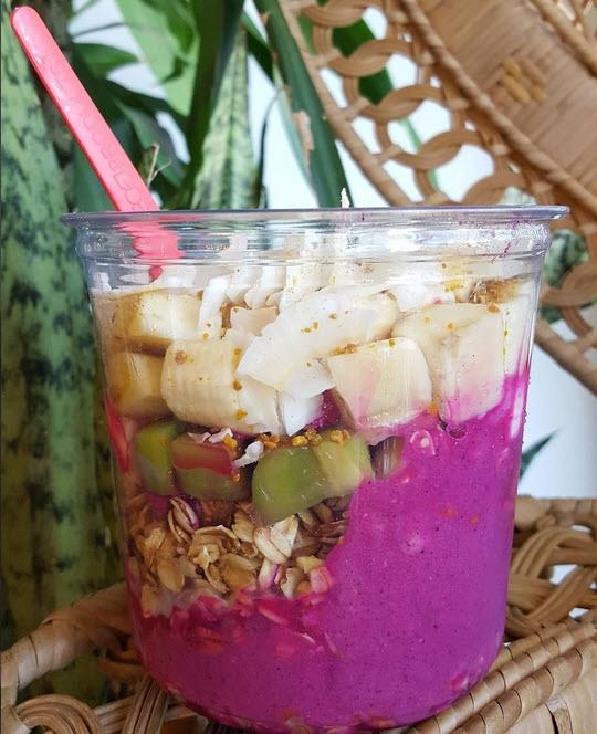 tasty smoothie bowl:sparkling_h - electrogirrrl | ello