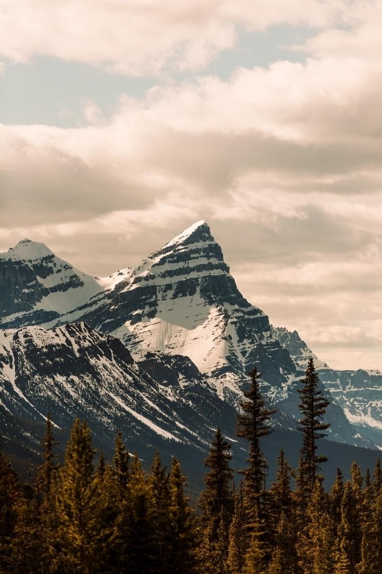 Wildly impressed Canadian lands - peteramend | ello
