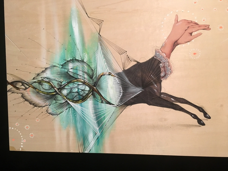 1.Eons Dream Spray paint Acryli - ehrmanmax | ello
