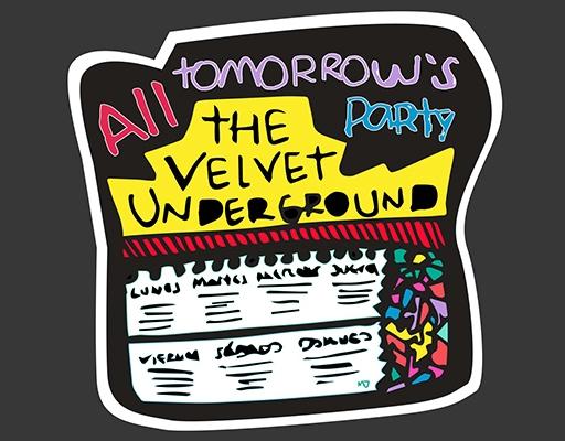 Party - TheVelvetUnderground, AzuldeLimón - azuldelimon | ello