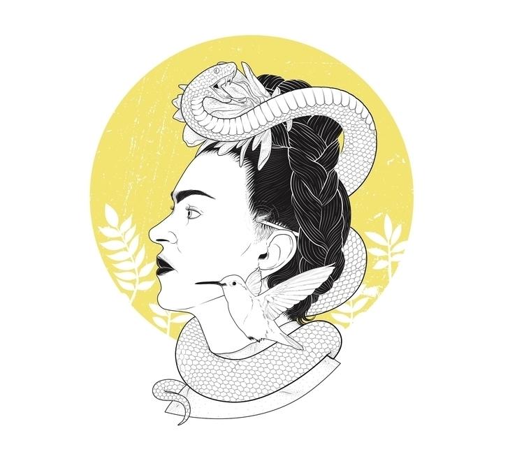 Frida - malachi_cameron | ello