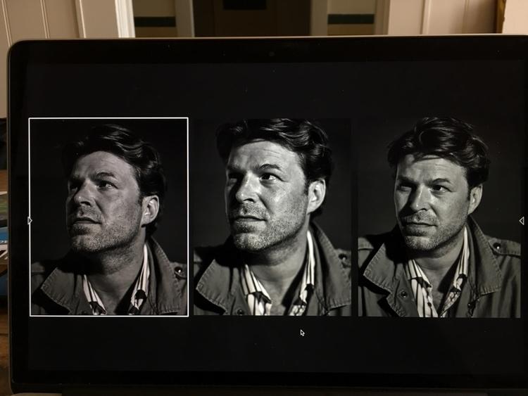Testing portraits studio locate - dustinthierry | ello