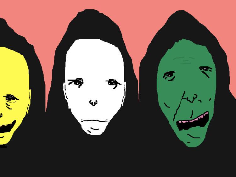 Brethren (2015 - mspaint, paintbrush - earsauce | ello