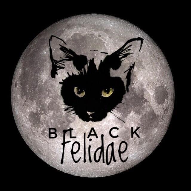 Pimped logo bit  - blackfelidae - blackfelidae | ello