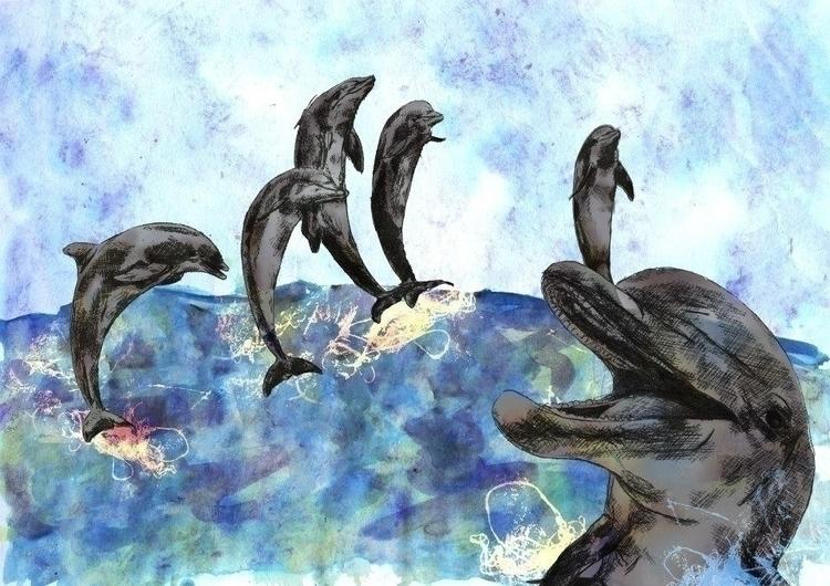 long, fish // Anastasia Wigg Il - anastasiawigg | ello