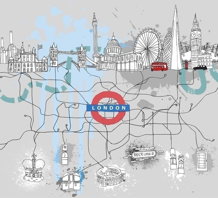 Explore London // Anastasia Wig - anastasiawigg | ello