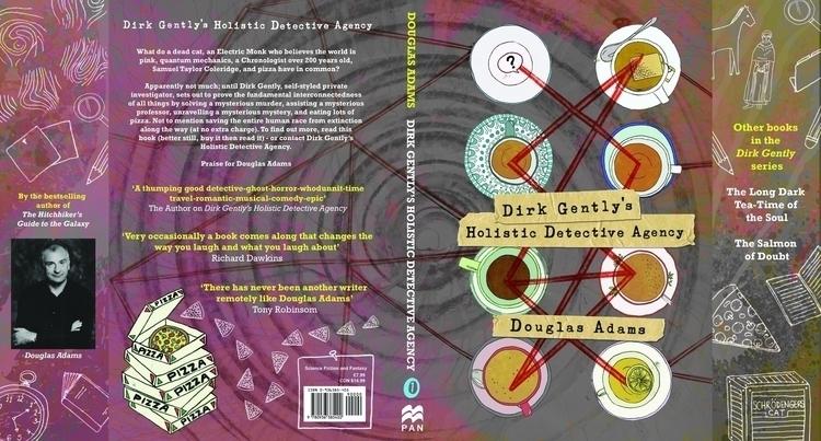 Dirk Holistic Detective Agency  - anastasiawigg | ello