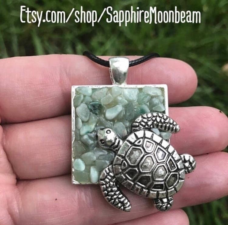 Handmade Green Aventurine stone - sapphiremoonbeam | ello