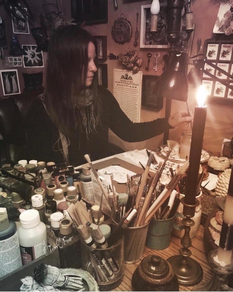Studio Art Terri Foss ➳➵➳➵➳➵➳➵➳ - terrifoss | ello