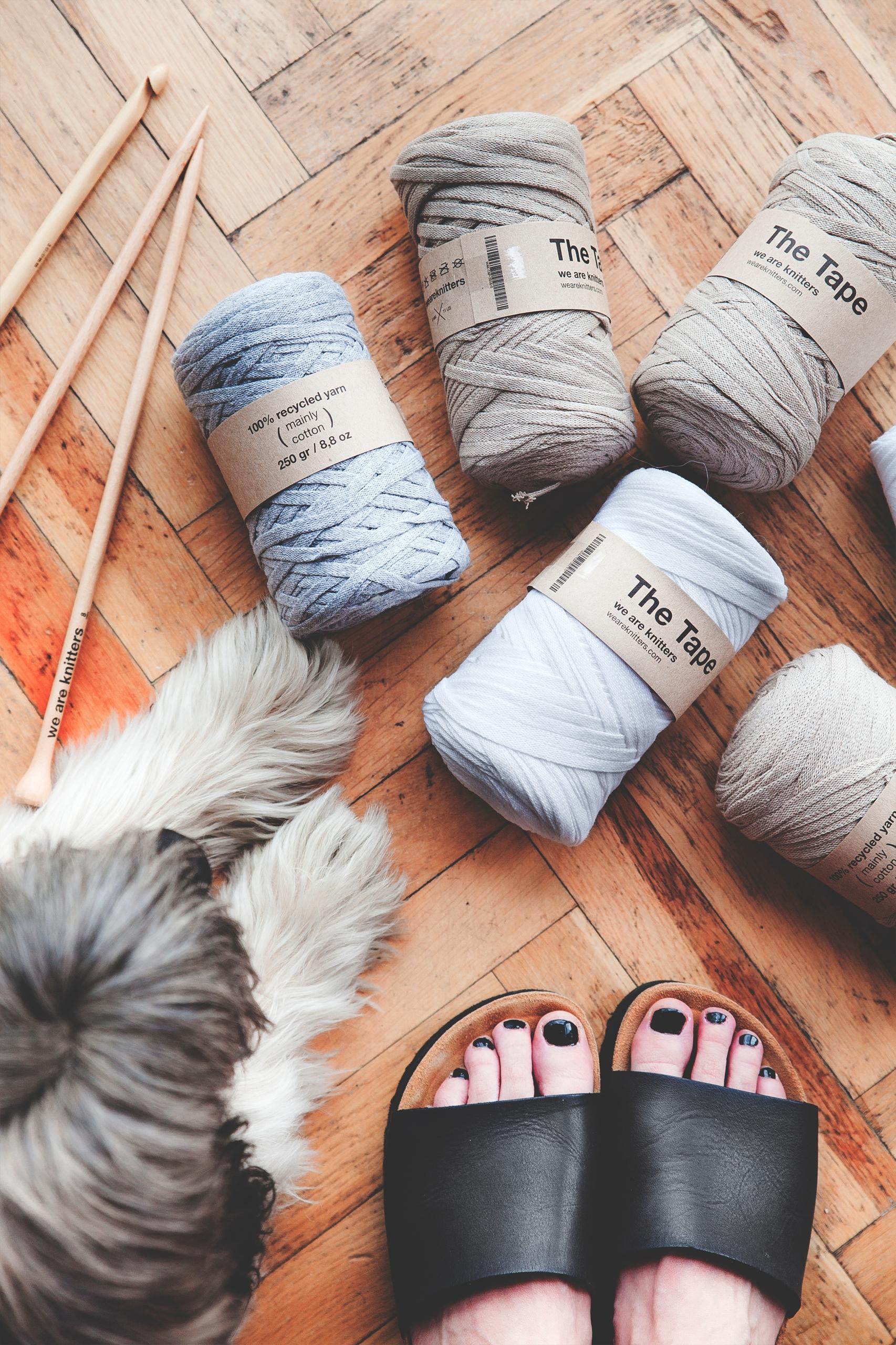 La Perra Pepa decide yarn, Tape - lehandmade | ello