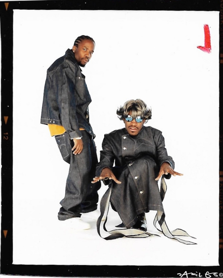 Outkast. Photo Jamil Shere - pjsmith | ello