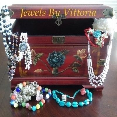 Etsy Shop Jewels Vittoria, chec - jewelsbyvittoria | ello