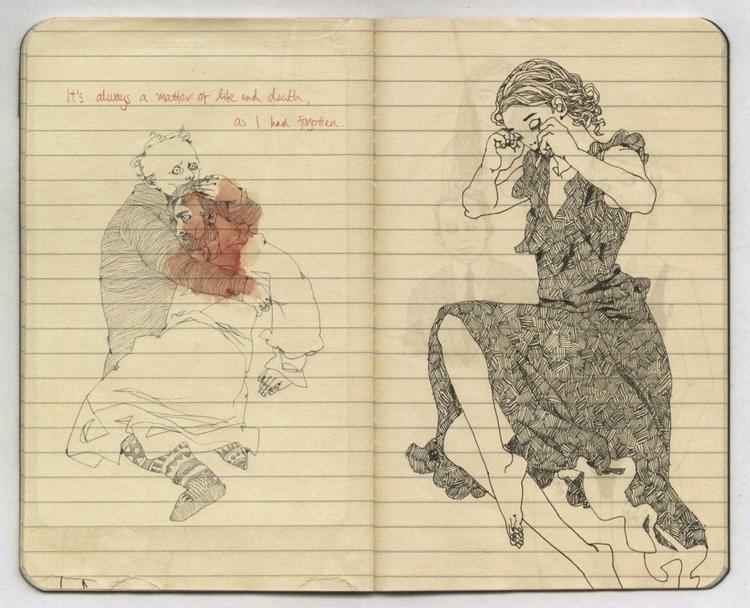 sketchbook - lucong | ello