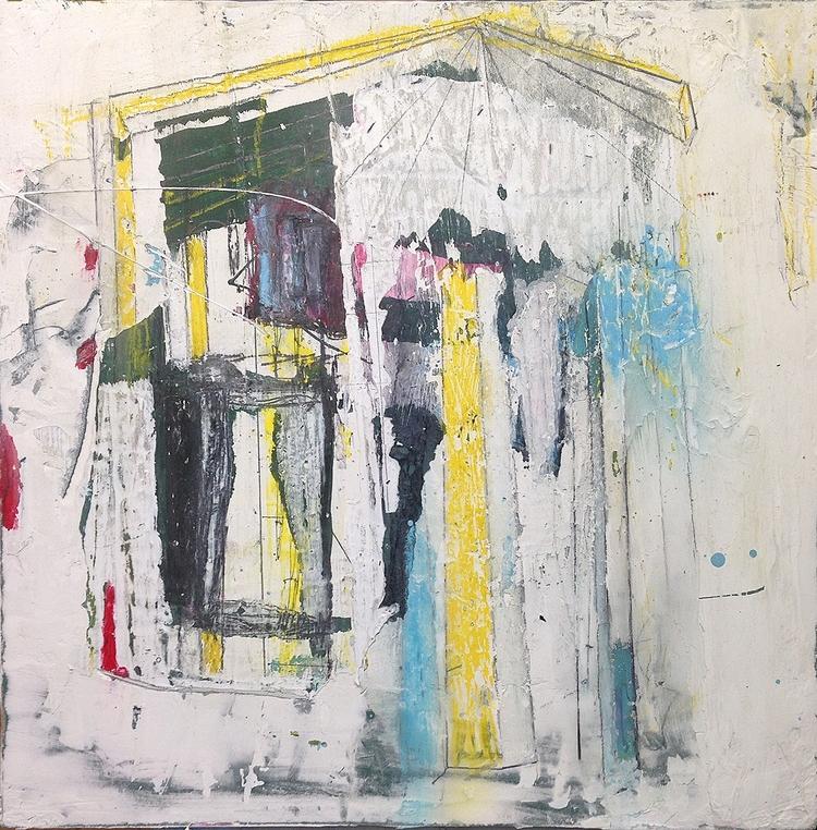 Head Road Gallery - art, abstract - jkalamarz | ello