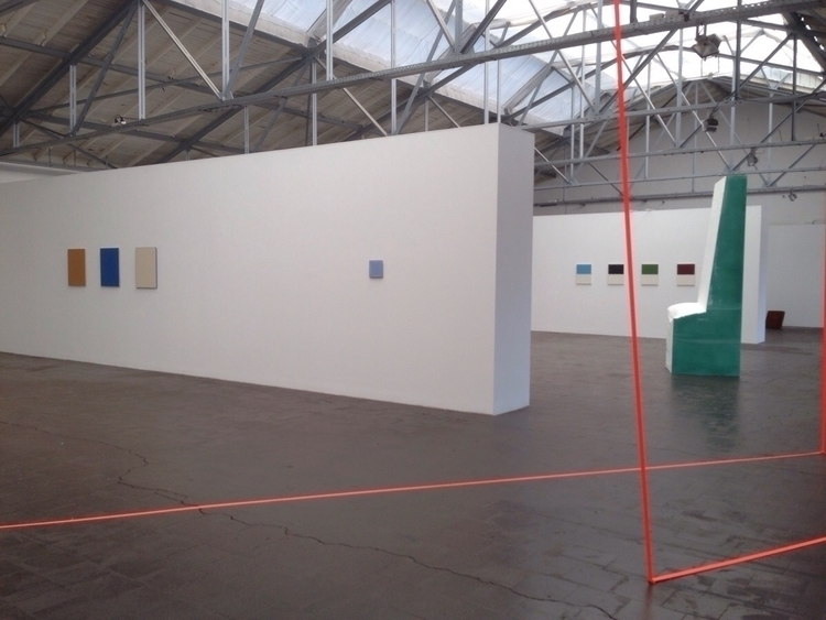 exhibition Gisela Hoffmann Jan  - michaelcraik | ello