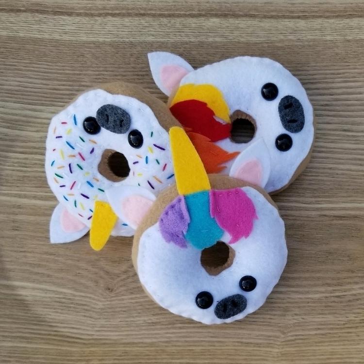 admit unicorn donuts favorite a - e_kid_nah   ello