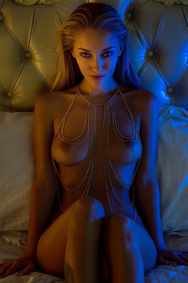 sexy, blonde, tits, naked, nude - ukimalefu | ello
