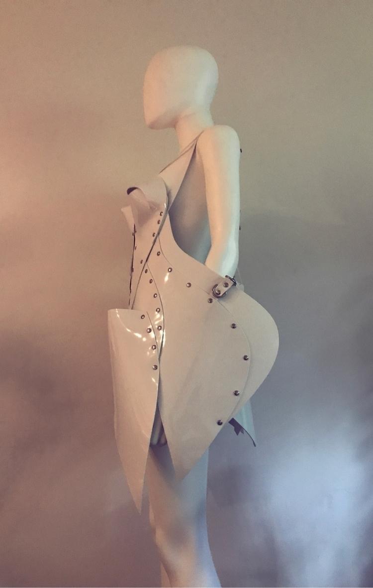 clear - profile, white, pvc, dress - jivomir_domoustchiev | ello