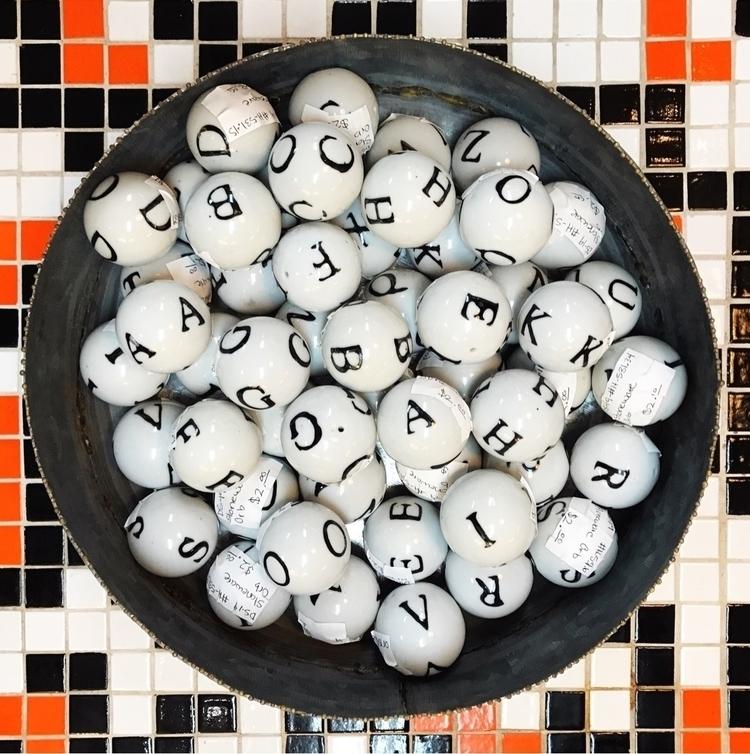 Stoneware orbs stock Visit spac - designandsteen | ello
