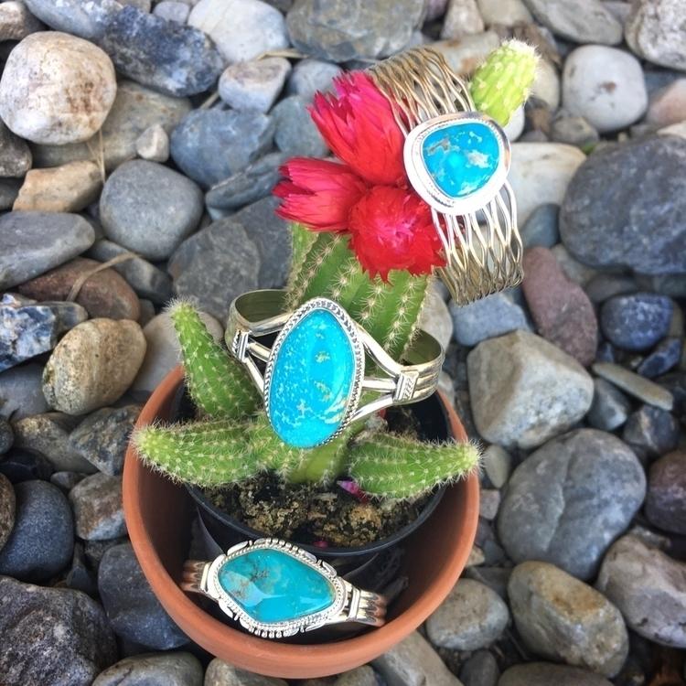 turquoise bracelet adorn wrists - turquoisecanyon   ello