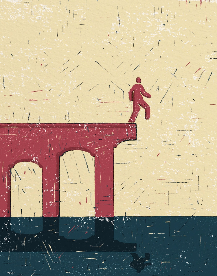 Spot illustrations accompany ar - augsutozambonato | ello
