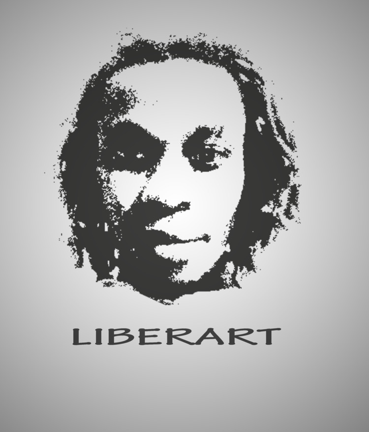 Quick test app works - Photoshop#art-cover#doingrandomart. - liberart | ello
