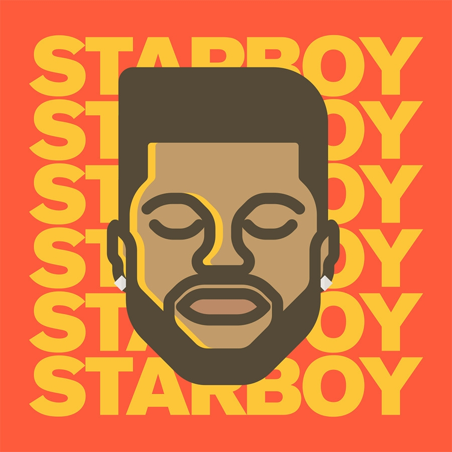 Weeknd - chadwickalphabetic | ello