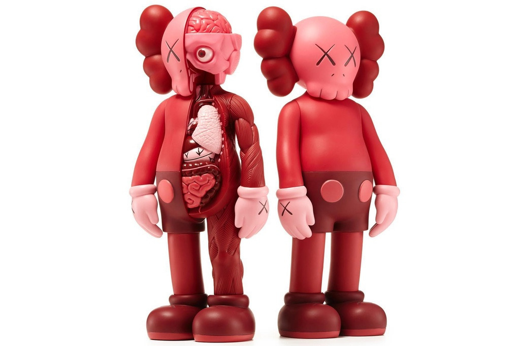 KAWS Companion Blush drop tomor - lucian | ello