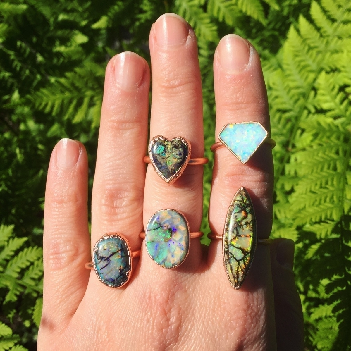 monet pixie opal rings coming s - citrinevail | ello