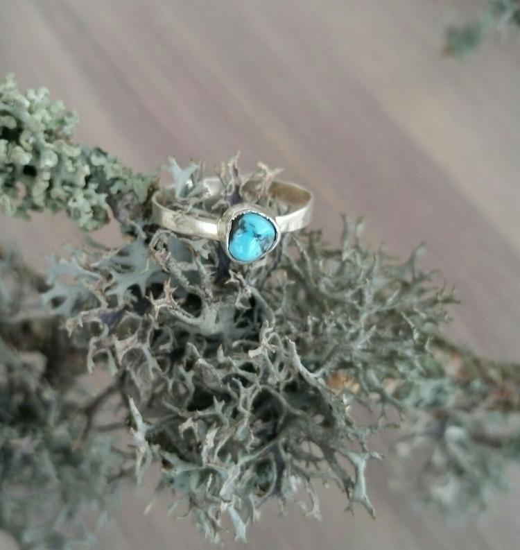 Ello cute turquoise ring sterli - pretiosadesign | ello