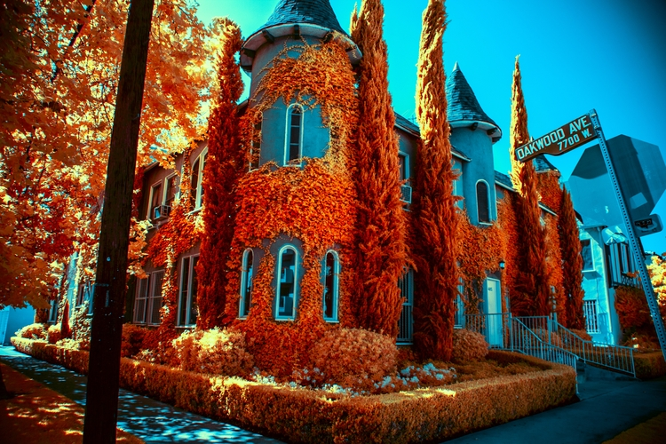 Castle Living, LA - shawnangelski | ello