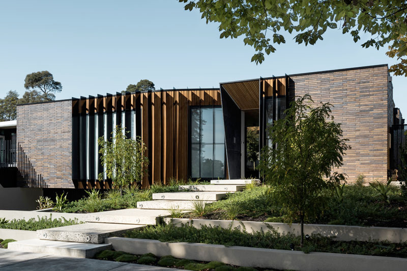 Courtyard House / FIGR Architec - red_wolf | ello