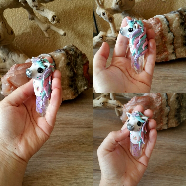 finished custom polymer clay un - craftmuseclay | ello