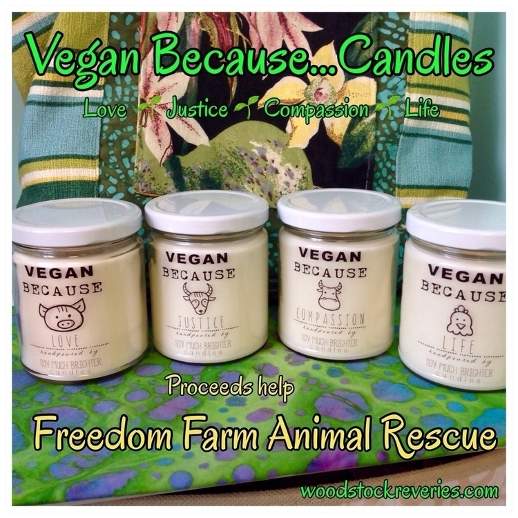 BUY CANDLE, SAVE LIFE Buy Set,  - woodstockreveries | ello
