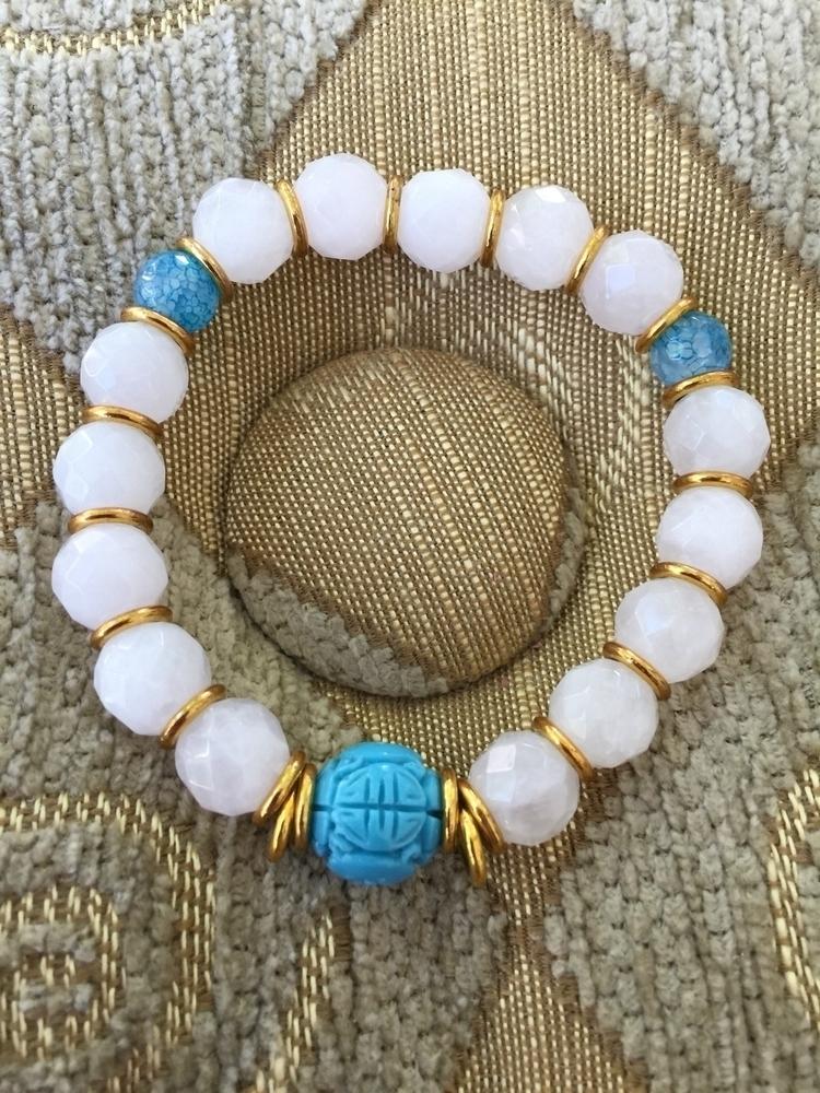 Rose quartz - bohoclassy - raymondscottjewelry | ello