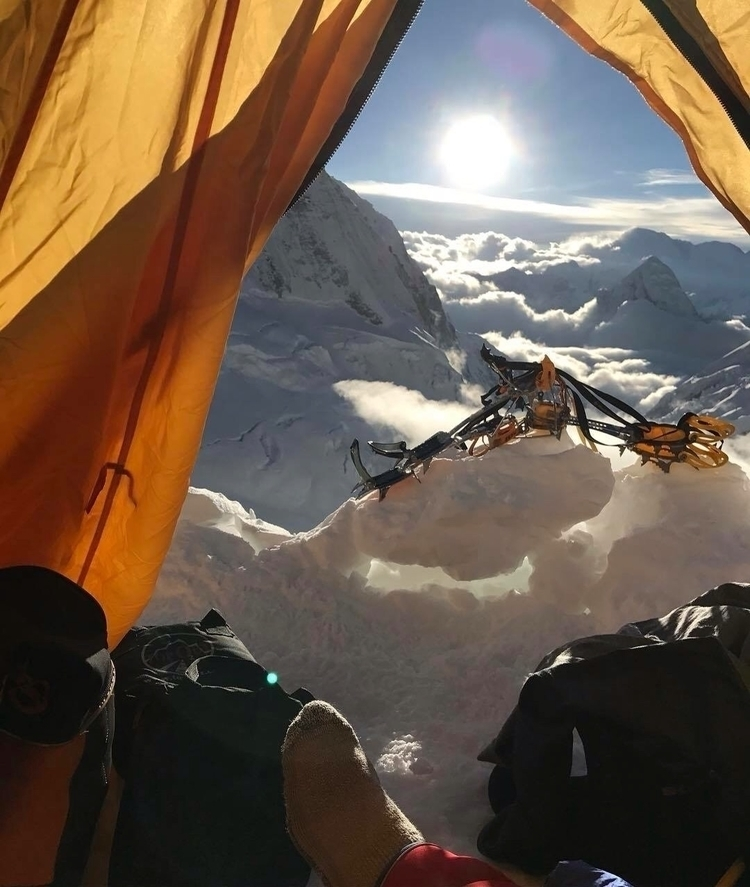 top Lhotse ... Everest road - sylviajacob | ello