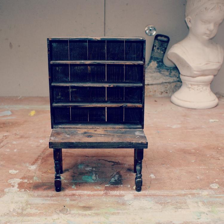 handmade, wood, furniture, doll - demand2banonimus   ello