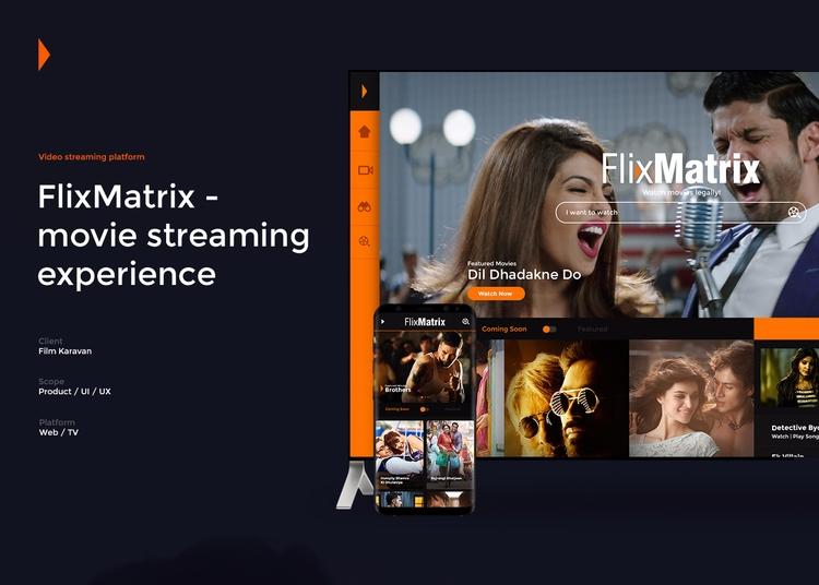 UI design multi platform stream - artistod | ello