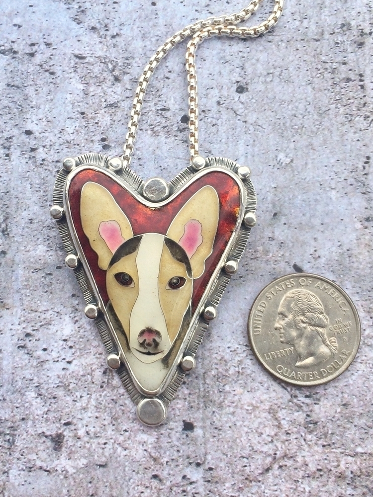 Meet Loki. surprise birthday. f - julieglassmanjewelry | ello