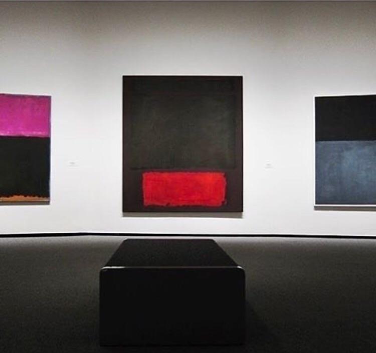 Reposting Mark Rothko - (1903  - bitfactory   ello